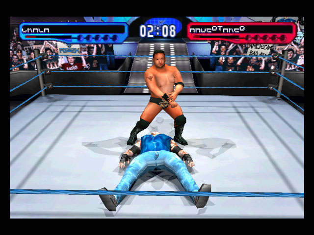 Descargar Wwf Smackdown 2 Know Your Role Psx Portable Free Download
